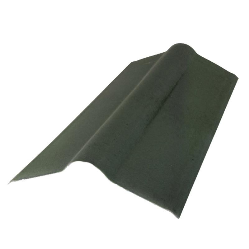 Конек Ондулин зеленый 0,36 х 1 м