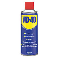 WD-40 универсальная смазка очиститель аэрозоль (400 мл)