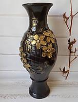 Напольная ваза Черная №2