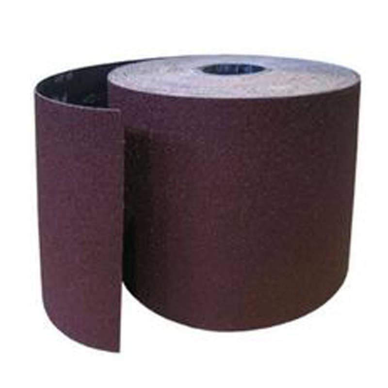 Бумага наждачная на тканевой основе (200 мм) 50 м Р-320