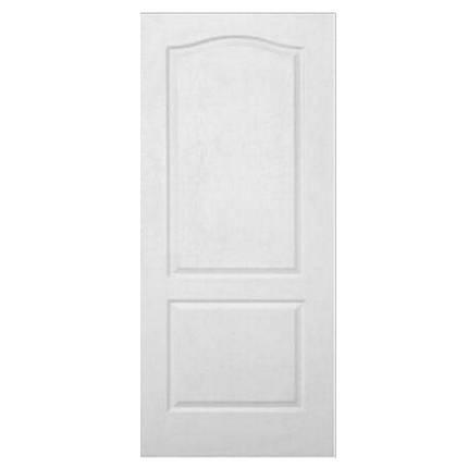 Міжкімнатні двері Оміс (полотно) 800 мм Класика ПГ під фарбування, фото 2