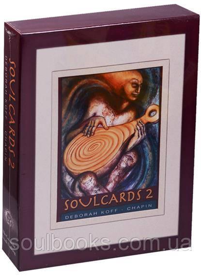 """Метафорические ассоциативные карты """"Soulcards 2"""" (Карты души 2)"""