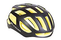 Шлем велосипедный СIGNA TT-4(черно-желтый), фото 1