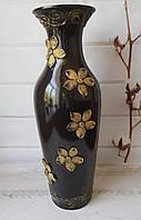 Напольная ваза Черная №3