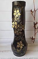 Напольная ваза Черная №4