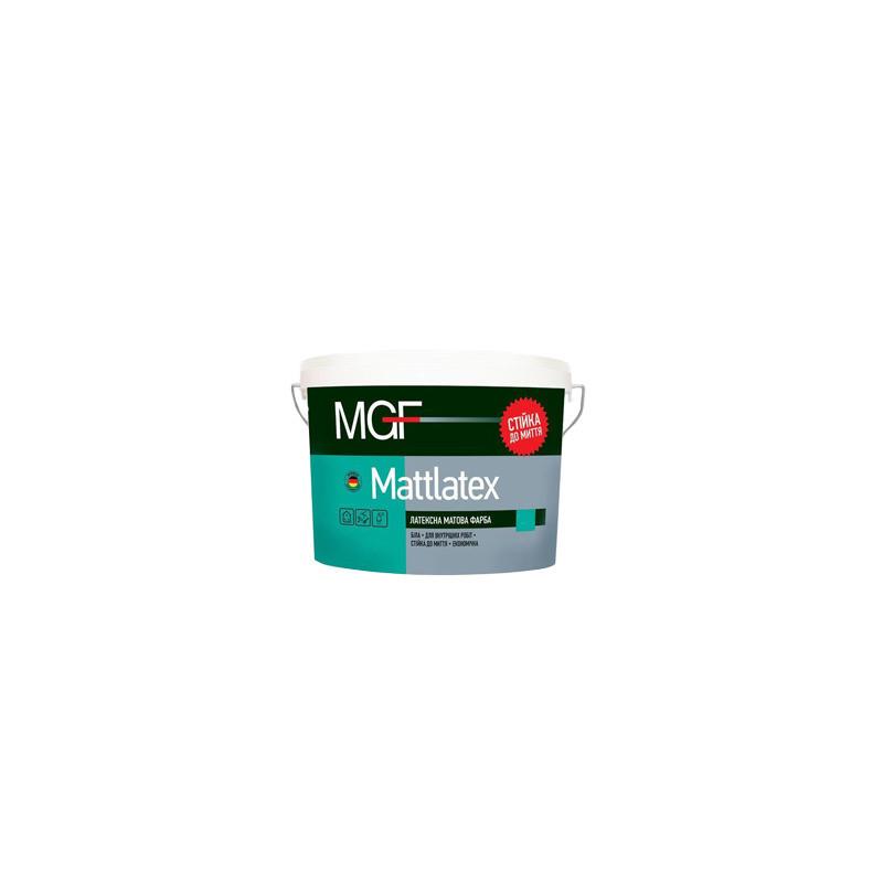 Краска латексная MGF М100 матовая (1 л)