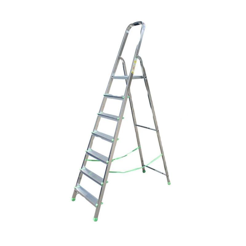 Стремянка металлическая ITOSS (7 ст., площ. 144 см)