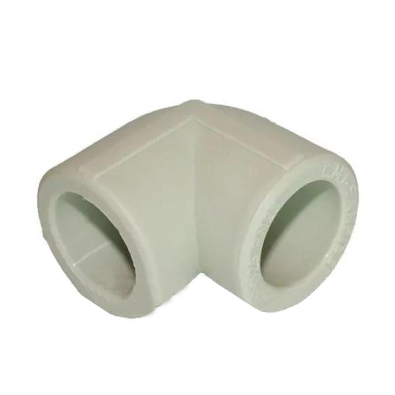 Колено полипропиленовое Итал 90 (20 мм)