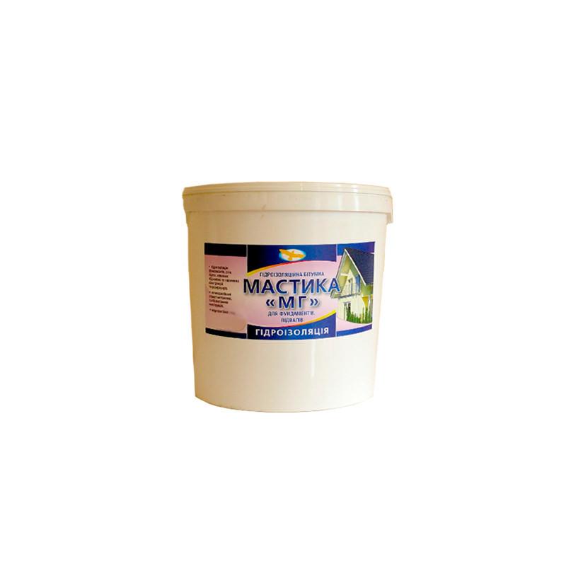 Мастика гидроизоляционная битумная Дейтон плюс (МГ) (3 кг)