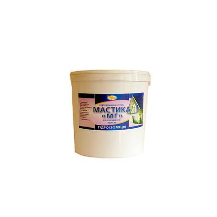 Мастика гидроизоляционная битумная Дейтон плюс (МГ) (3 кг), фото 2
