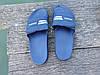 Шлепанцы мужские синие на липучке ATHLETIC Атлетик, фото 4