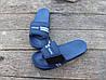 Шлепанцы мужские синие на липучке ATHLETIC Атлетик, фото 6