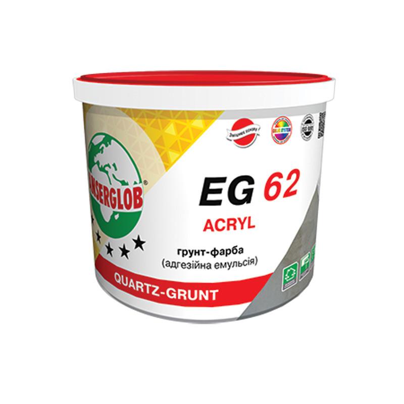 Грунтовка адгезионная (грунт-краска) акрил. Anserglob EG-62 (10 л)