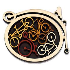 Головоломка Constantin puzzle Bike Ched | Велосипеды C5076/7b