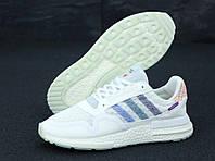 """Кроссовки мужские/женские Adidas Commonwealth """"Белые"""" р. 36-45"""