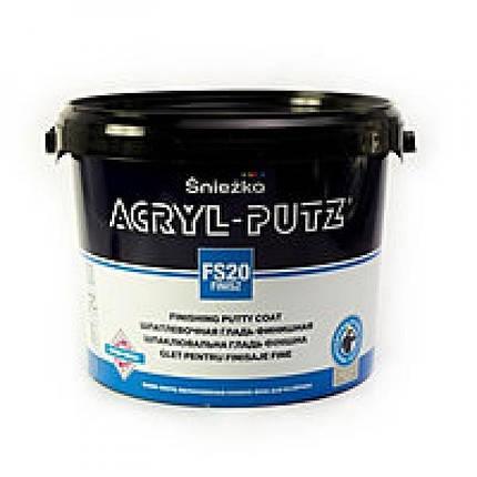 Шпатлёвка финишная Acryl-Putz finisz (1,5 кг), фото 2