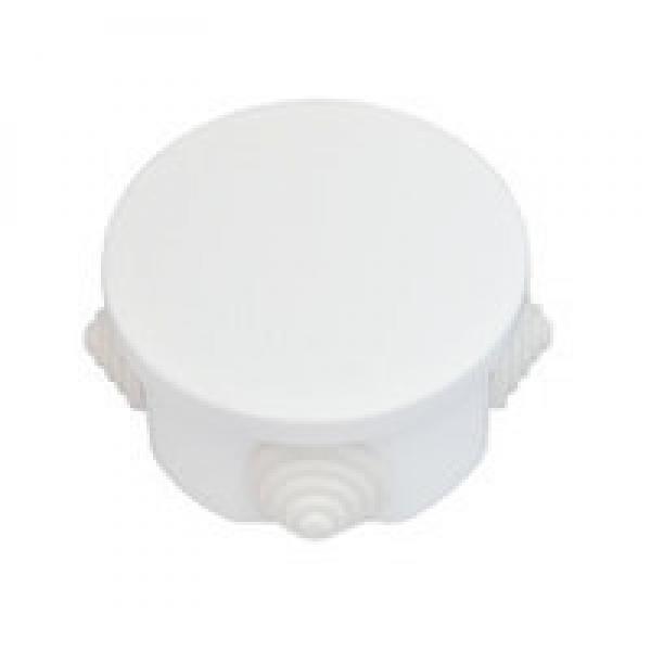 Распределительная коробка  (85х85х41 мм), круглая