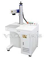 Промышленный волоконный лазерный маркер JN-201 (110x110), 20W