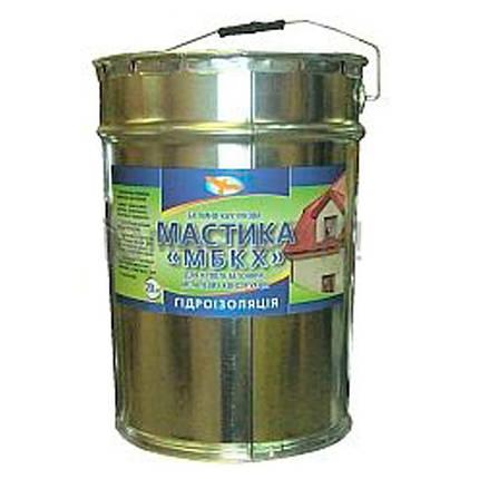 Битумно каучуковая мастика Дейтон плюс (18 кг), фото 2