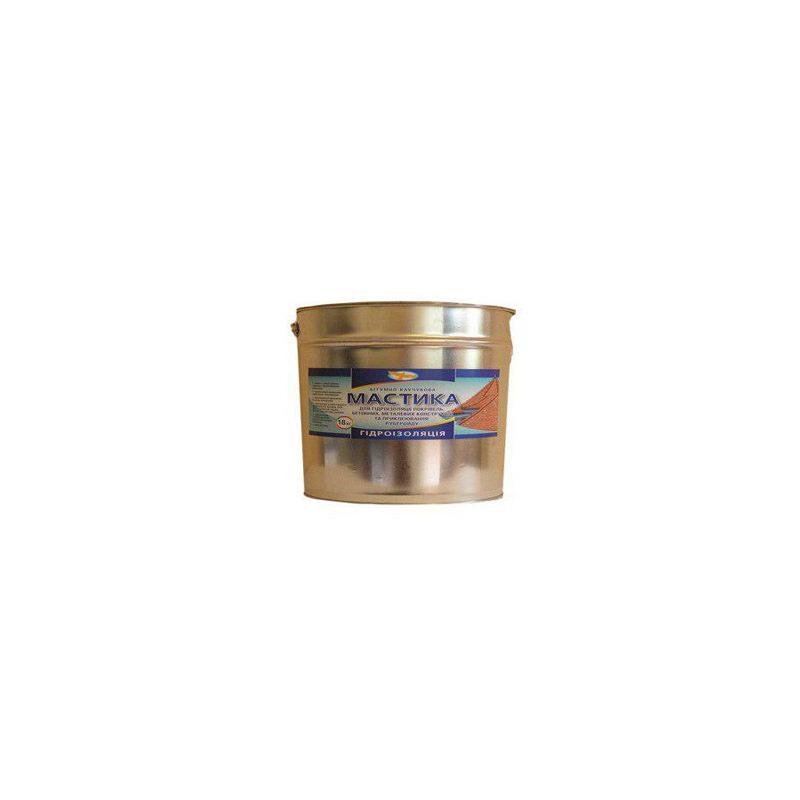 Битумно-каучуковая мастика Дейтон плюс (3 кг)