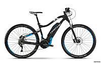 Электровелосипед Haibike Sduro HardNine 5.0, 2018, 50 см, черный