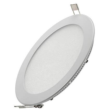 Светильник потолочный Lezard светодиодный круглый встраив. 6Вт d120, фото 2