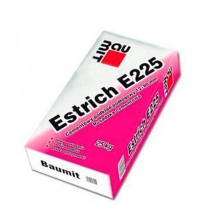 Стяжка цементная Baumit Solido E225 25кг, фото 2