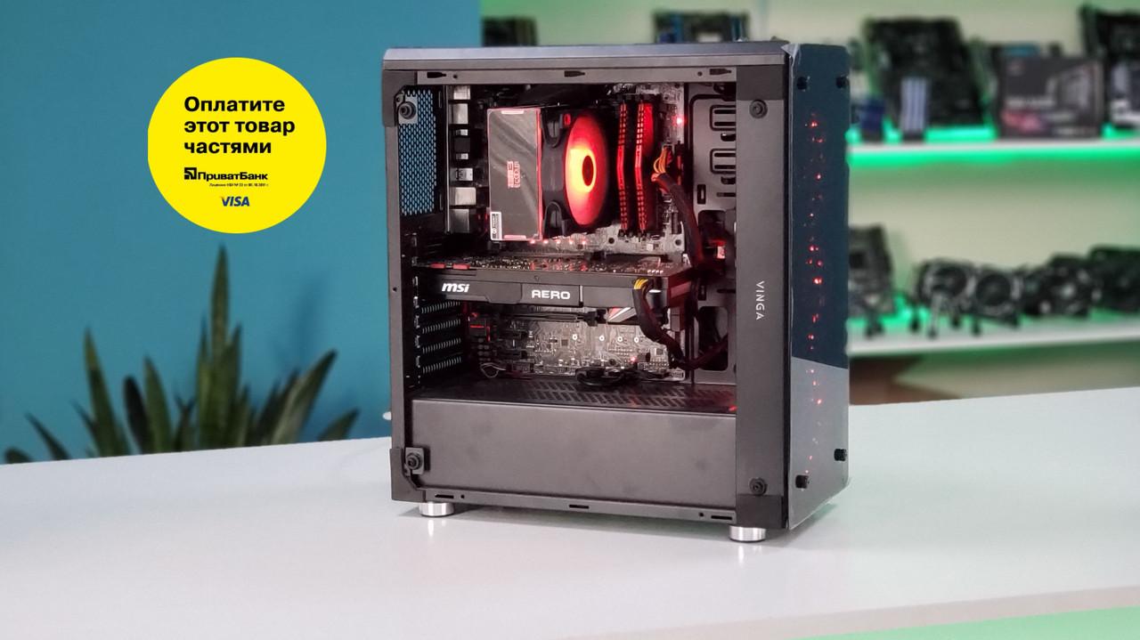 """Игровая сборка """"Platinum Game"""" i5 7400/GTX1070/8GB DDR4/120GB SSD/ 1TB HDD/ 550W"""