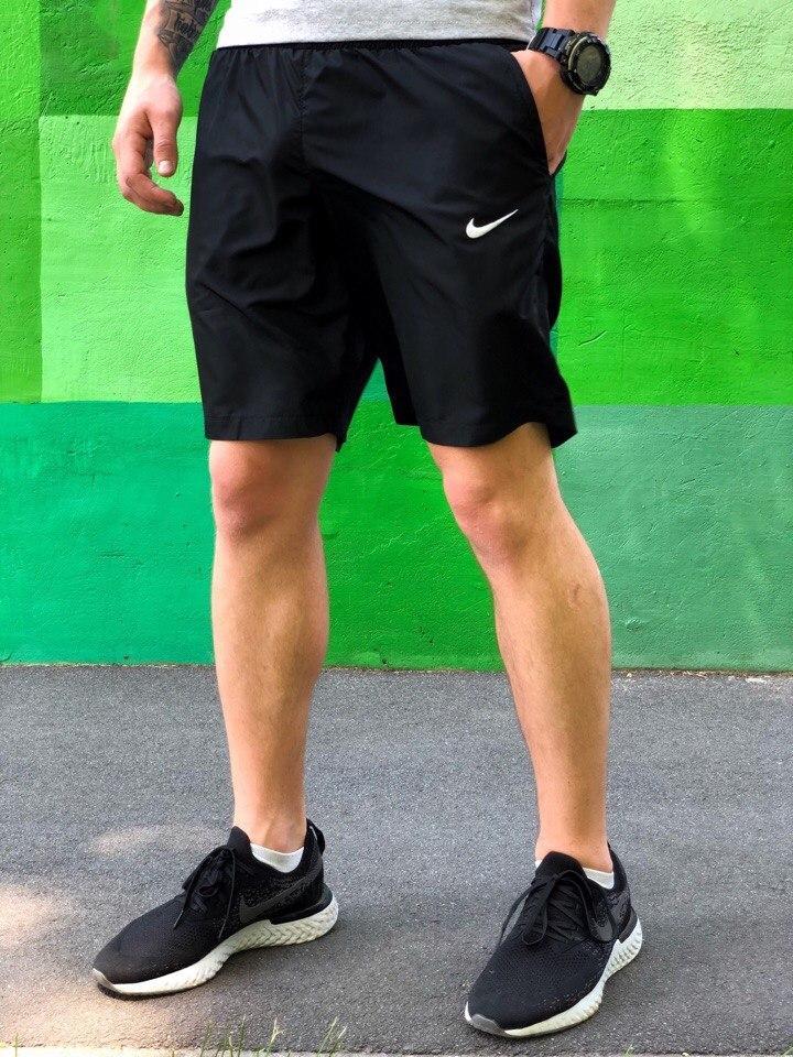 Купальные Шорты Найк/Nike Черные
