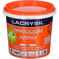 """Клей монтажный универсальный акриловый LACRYSIL """"Сумасшедшая липучка"""" 1,2 кг"""