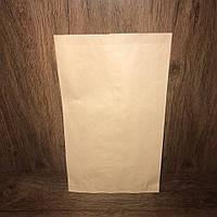 Бумажный пакет под хлеб 330х250х60 коричневый, 40г/м2, 1000шт/упаковка