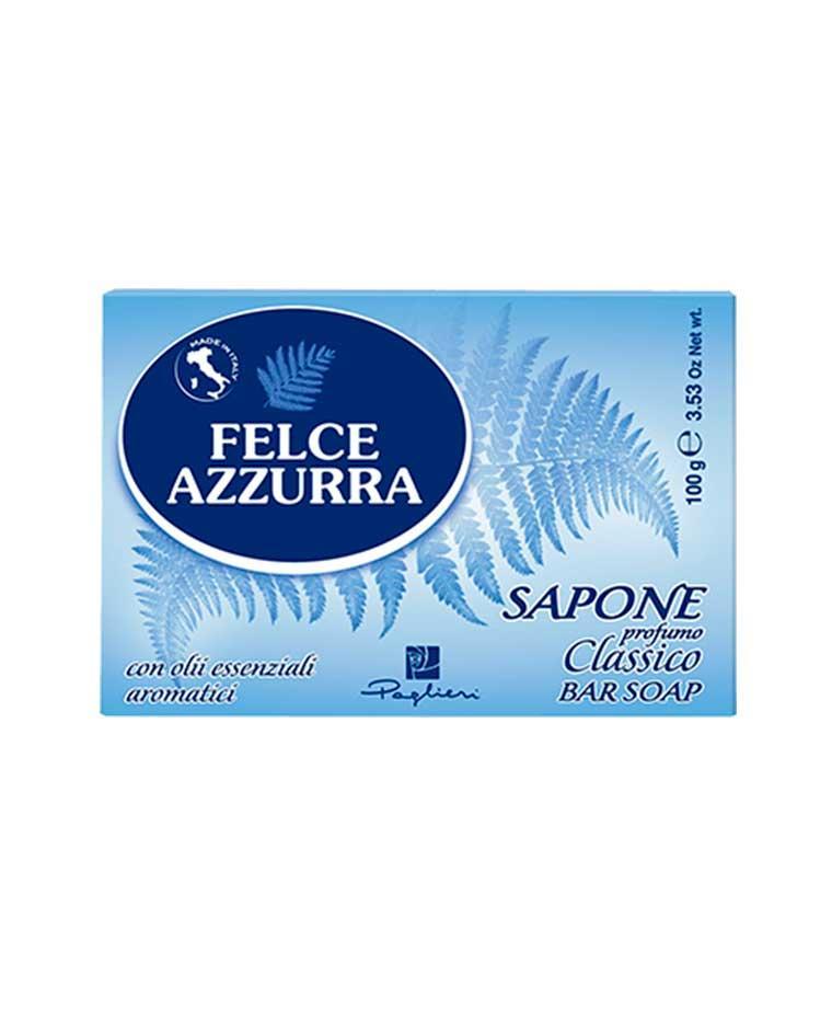 Мыло косметическое для тела, 100 гр, Felce Azzurra Classico Фельче Азура