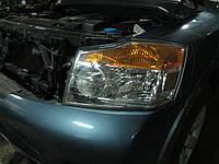 Передняя левая фара Nissan Armada