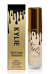 Матовая тональная основа Kylie Matte Liquid Foundation, 35 мл.