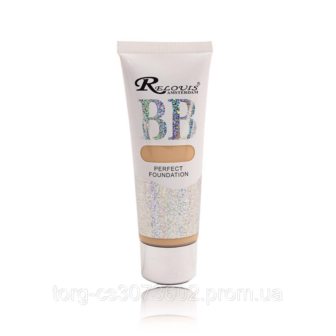 Тональный крем Relouis cream-tone (BB) F597