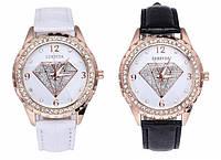 Часы наручные женские со стразами Diamond Gerryda, фото 1