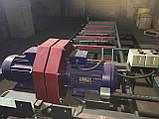 Двухпильный кромкообрезной станок с автоматической подачей, фото 3