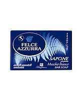 Косметическое мыло для тела, 100 гр, Felce Azzurra Muschio Bianco Фельче Азура