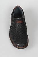 Летние мужские туфли из натуральной кожи, фото 1