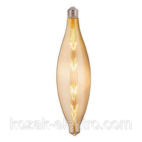 Лампочка ELLIPTIC - XL Amber-8 Вт  Е27