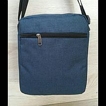 Барсетка сумка Puma мужская мессенджер 26x21 см, фото 2