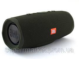 JBL Charge 4+ 20W AAA TOP реплика, портативная колонка с Bluetooth FM MP3, зеленая, фото 2