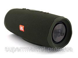 JBL Charge 4+ 20W AAA TOP реплика, портативная колонка с Bluetooth FM MP3, зеленая, фото 3