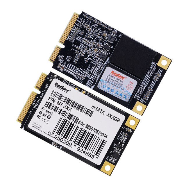 SSD Kingspec MT-64 mSATA диск 64Gb
