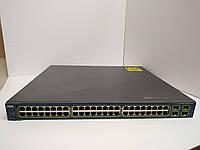 Коммутатор б/у Cisco Catalyst C3560G (WS-C3560G-48TS-S)