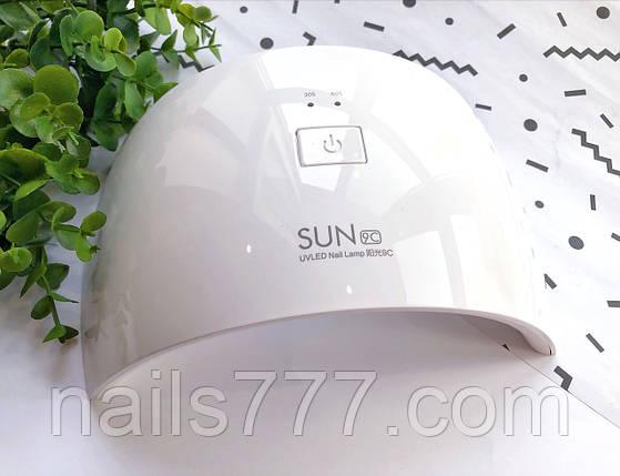 Лампа для сушки гель лака UV/LED Sun 9С 24Вт, фото 2