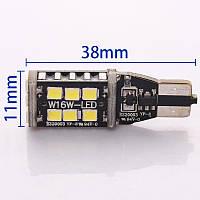 LED STELLAR 3G15A-T15-W16W CanBus, фото 1