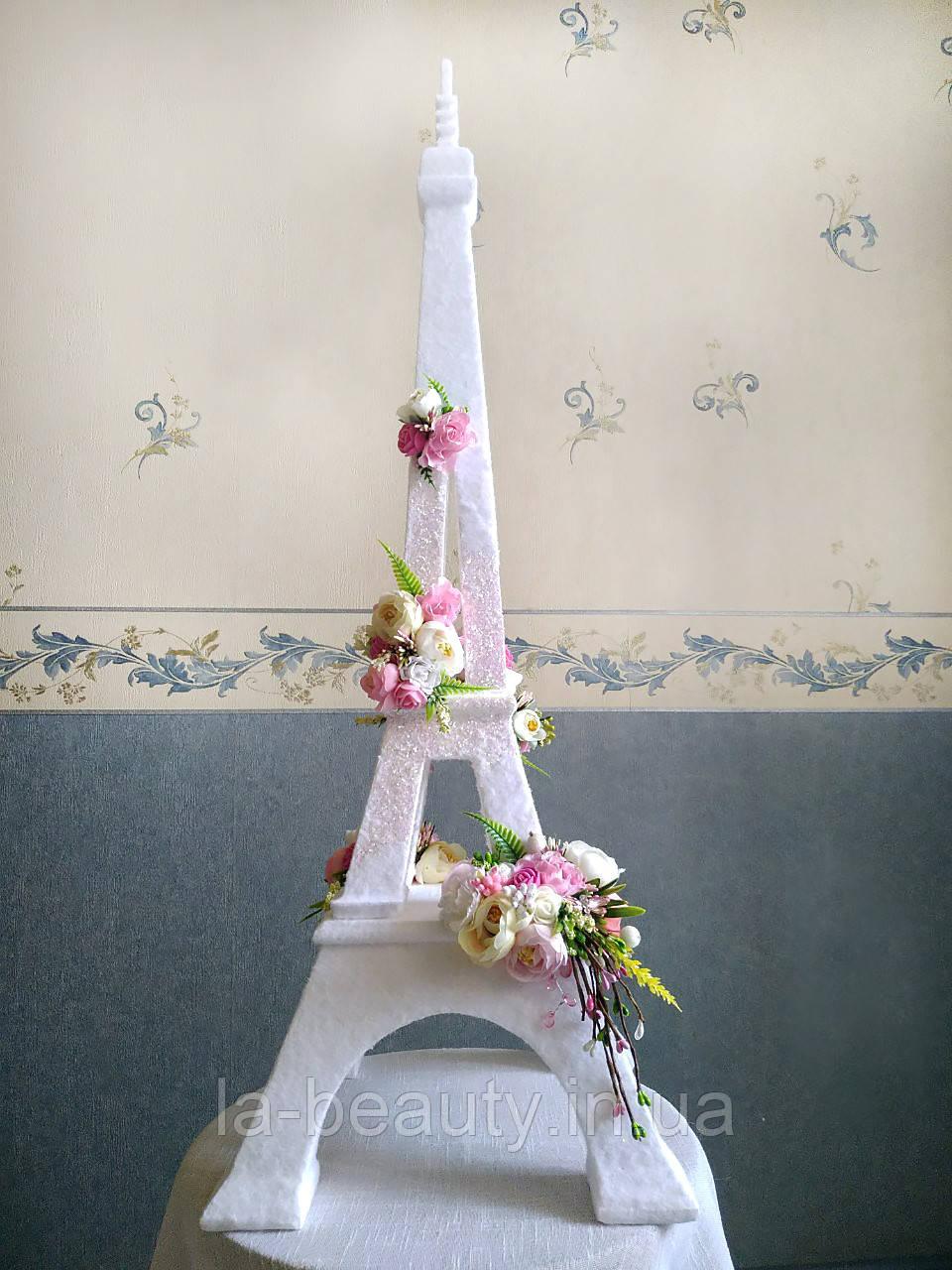 Эйфелева башня декоративная 77 см ручной работы ЭКСКЛЮЗИВ Париж