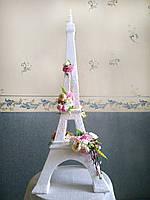 Эйфелева башня декоративная 77 см ручной работы ЭКСКЛЮЗИВ Париж, фото 1