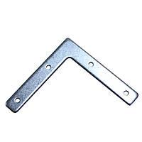 Пластина тип L.  75x75x12x1.5